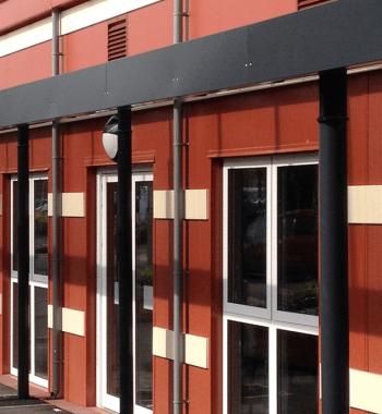 Robert Owen Academy Trueline Bespoke Fabrications 1