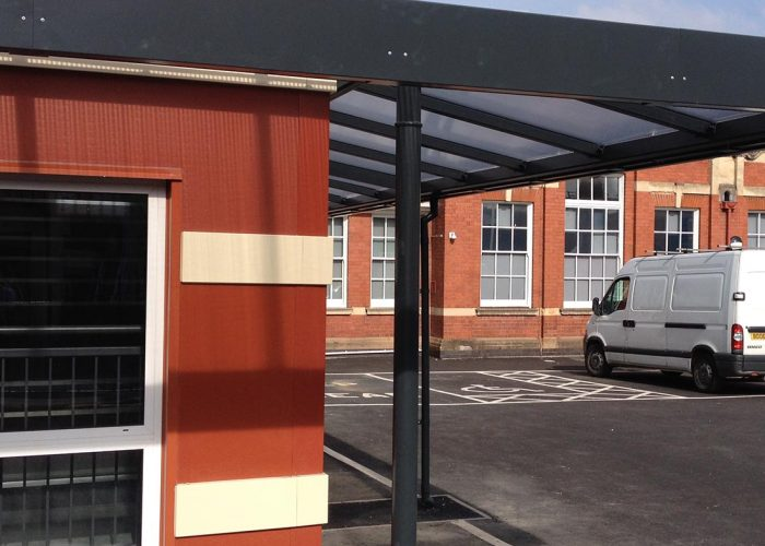 Academy Building Transformed – Thanks to Trueline