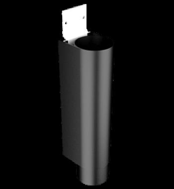 Aluminium Downpipe-Round SecurityPipe Length