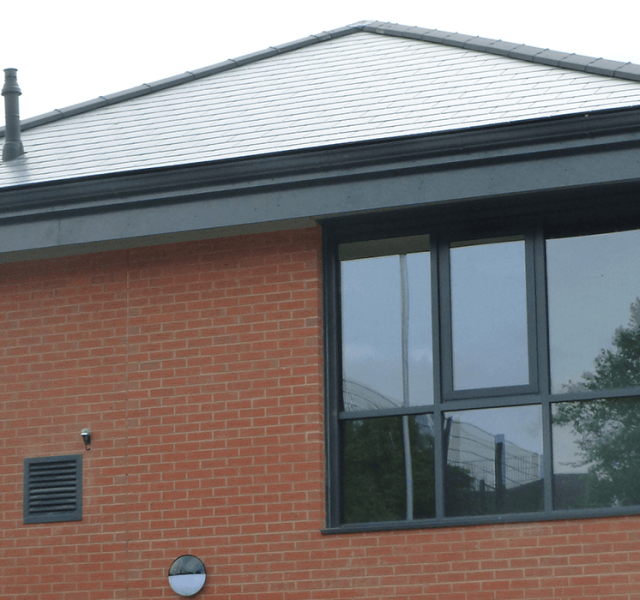 Forest Recreation Ground - Fascia, Soffits, Gutter and Downpipe Hero