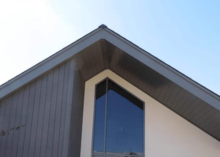 Property Refurbished Using Trueline Bespoke Aluminium Pressings