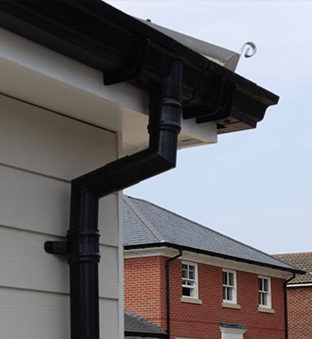 Legacy Ogee Profile Guttering