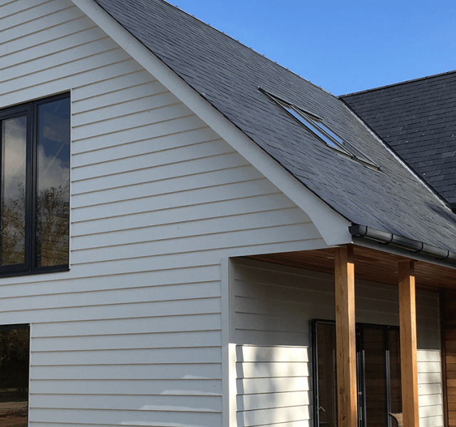 Case Study Self Build Chichester Sentinel Deepflow Gutter 2