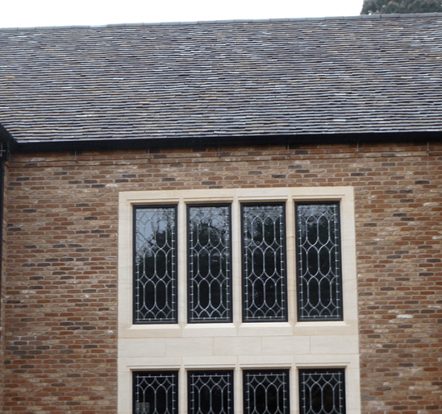 Case Study Self Build Healey Legacy Moulded Ogee Gutters 1