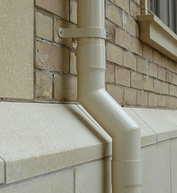 Colonnade Swaged Downpipes