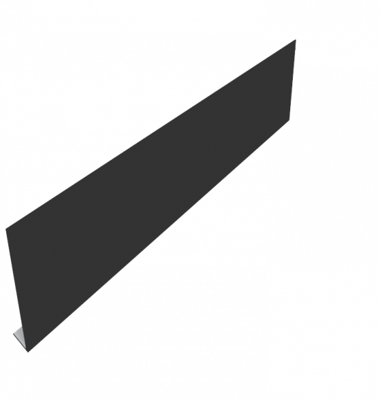 Trueline Fascia Type 1 Length grey