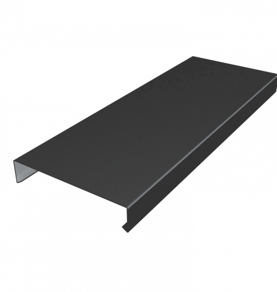 Trueline Flat Coping Length grey