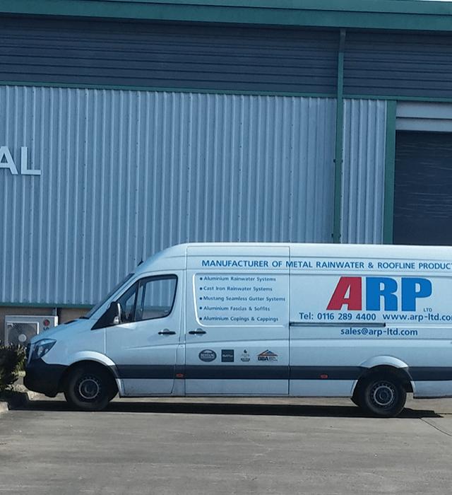 ARP Delivery Van
