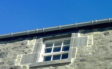 Legacy Deep Flow Beaded Half Round Gutters — ARP - Metal Roofline