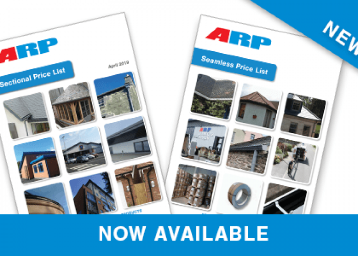 New Price Lists – April 2019 Now Available