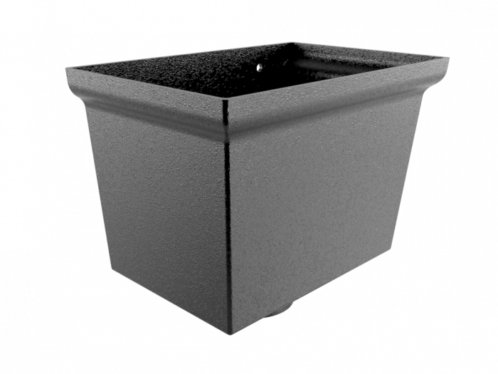 Aluminium Hopper-Centurian Small