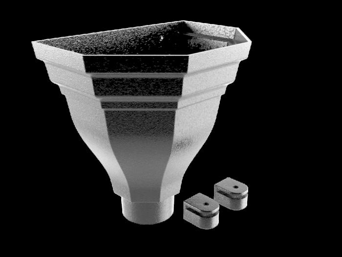 Aluminium Hopper-Merus Large v1.1