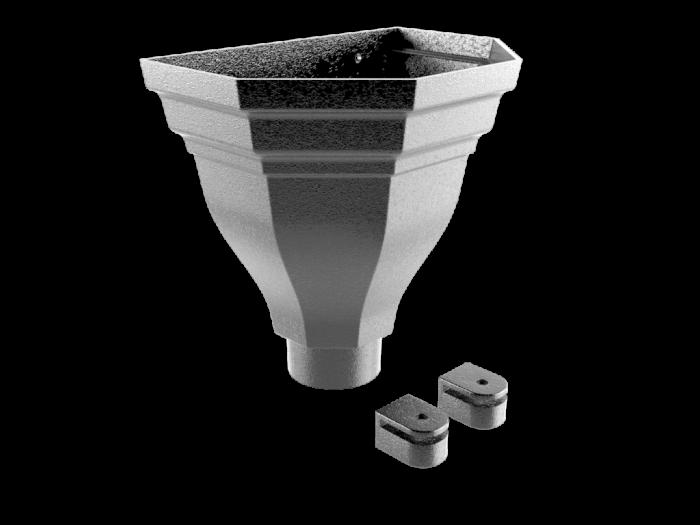 Aluminium Hopper-Merus Small v1.1