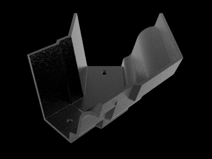 Cast Aluminium No46 135 Deg Ext Angle