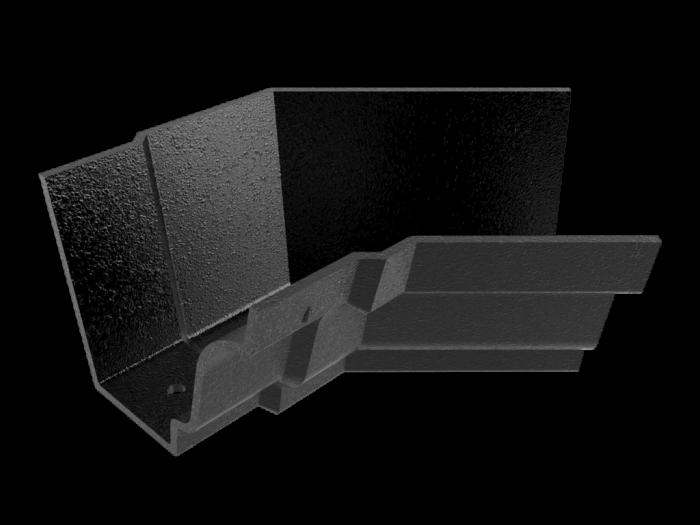 Cast Aluminium No46 135 Deg Int Angle