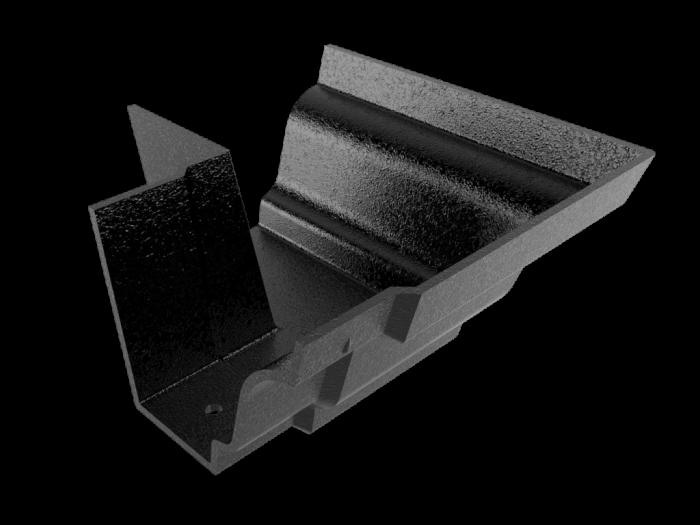 Cast Aluminium No46 90 Deg Ext Angle