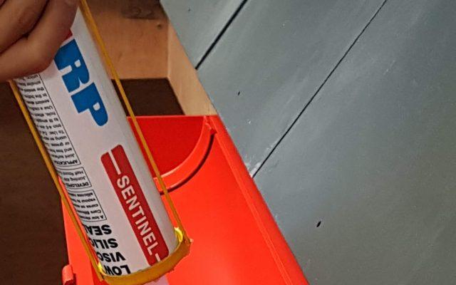 Sentinel Beaded Half Round Sealant Injection System