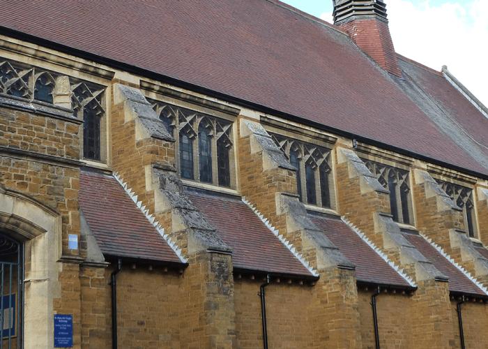 Victorian Church gets new Aluminium Rainwater System from ARP