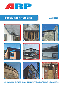 Sectional Price List - April 2020 FC