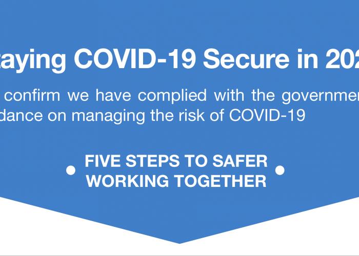 5 Steps to Safer Working Together
