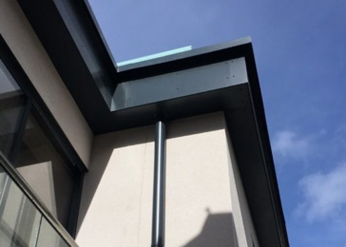 Ten Reasons Why Architects Should Specify Aluminium Gutters